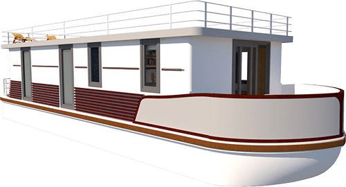 Villaboat - Vrijheid om te wonen waar u wilt